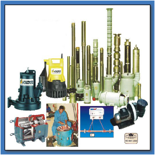Water Pumping Solutions | Submersible Water pumps